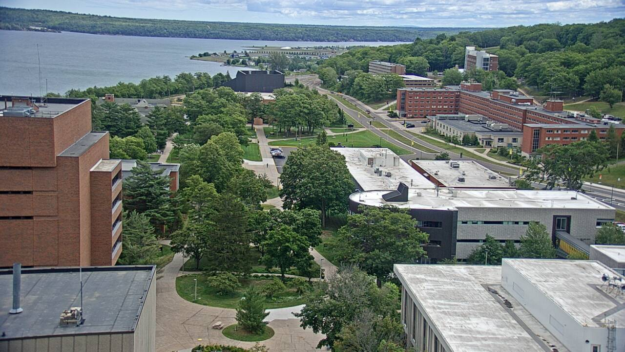 Campus Aerial Webcam